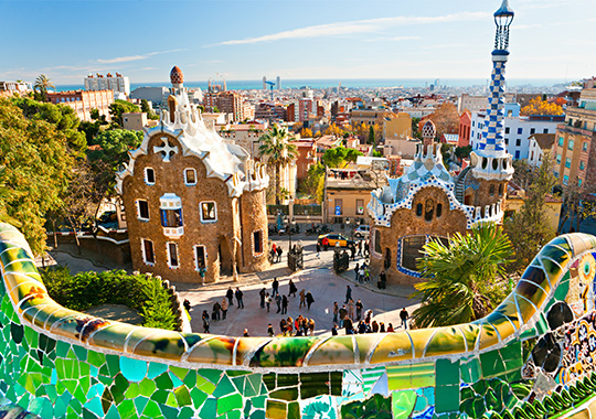 Mobile World Congress 2019 Barcelona 開催都市 イメージ