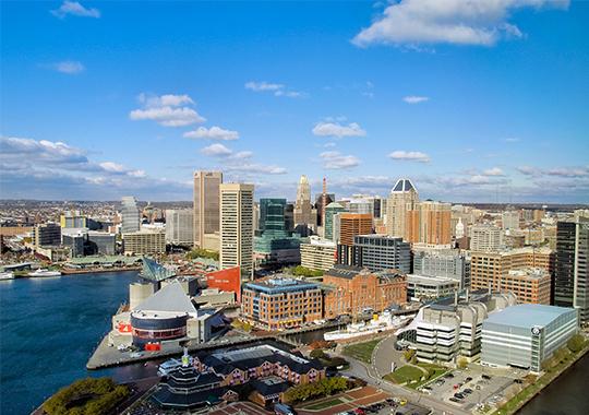 ASPN 2019 米国腎臓学会議 開催都市 イメージ