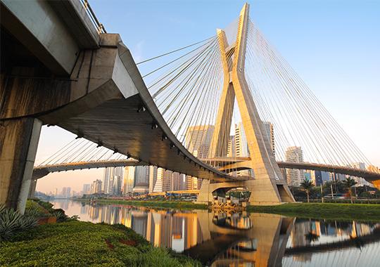 Enersolar+ Brasil 2019 開催都市 イメージ