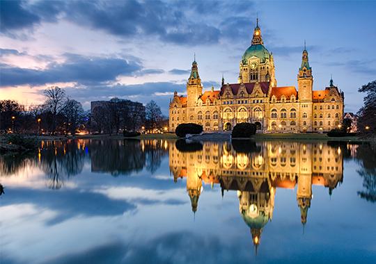 EURO BLECH 2020 EURO BLECH 2020 開催都市 イメージ