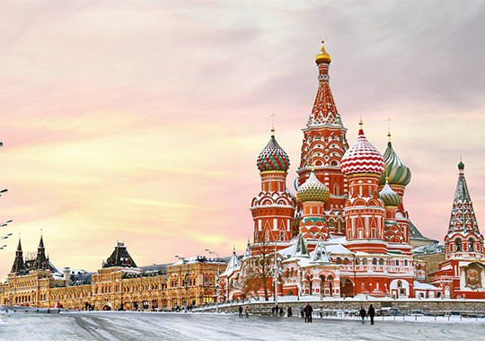 i Saloni WorldWide Moscow i Saloni WorldWide Moscow 開催都市 イメージ