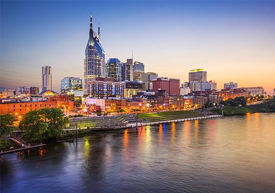 AAED 2020 第45回米国審美歯科学会議 【コロナウイルスの為、中止】 開催都市 イメージ
