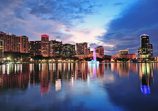 AAP 2018 米国小児アカデミー会議 開催都市 イメージ