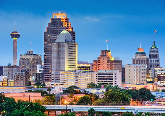 ACG 2019 第84回米国消化器病学会議 開催都市 イメージ