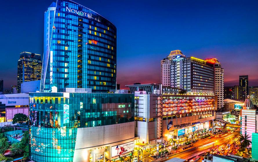APHRS 2019 第12回アジア太平洋不整脈学会 宿泊ホテルイメージ
