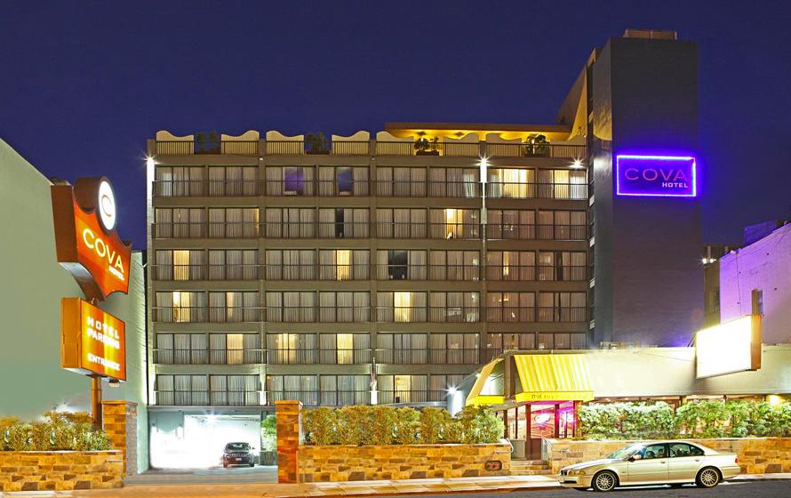 AAO 2019 米国眼科学会 宿泊ホテルイメージ