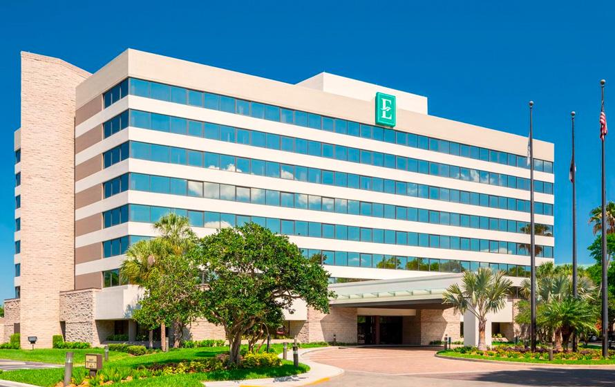 ACSM 2019 米国スポーツ医学会議 宿泊ホテルイメージ