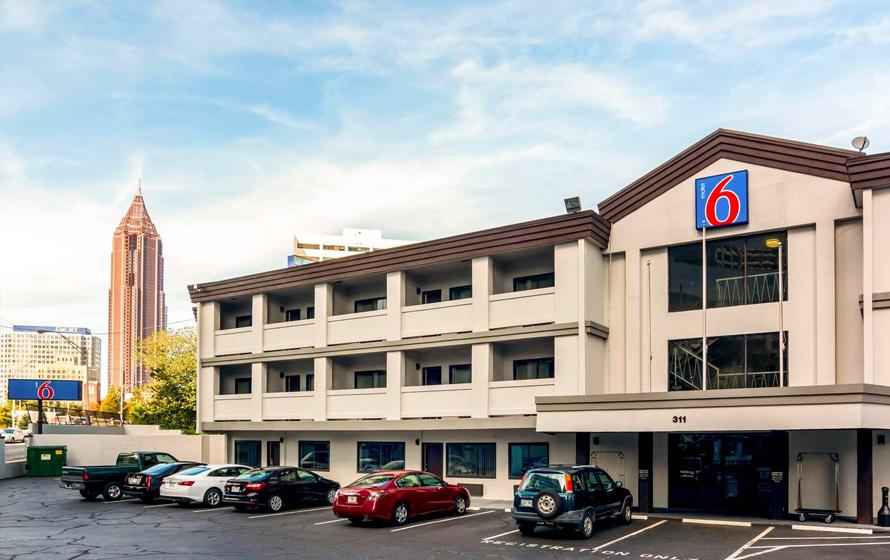 AACR 2019 第110回米国癌学会議 宿泊ホテルイメージ