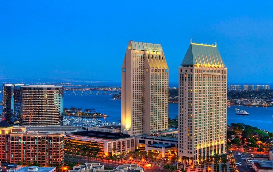 SCCM 2019 第48回米国集中治療医学会議 宿泊ホテルイメージ
