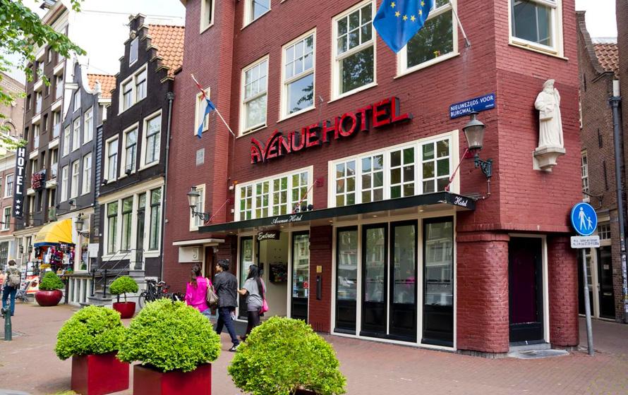 EAU 2020 第35回欧州泌尿器科学会議 宿泊ホテルイメージ