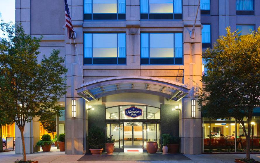 AHA 2019 米国心臓協会学術集会 宿泊ホテルイメージ