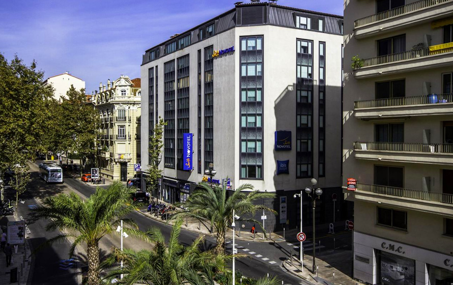 2019 Cannes Film Festival 宿泊ホテルイメージ