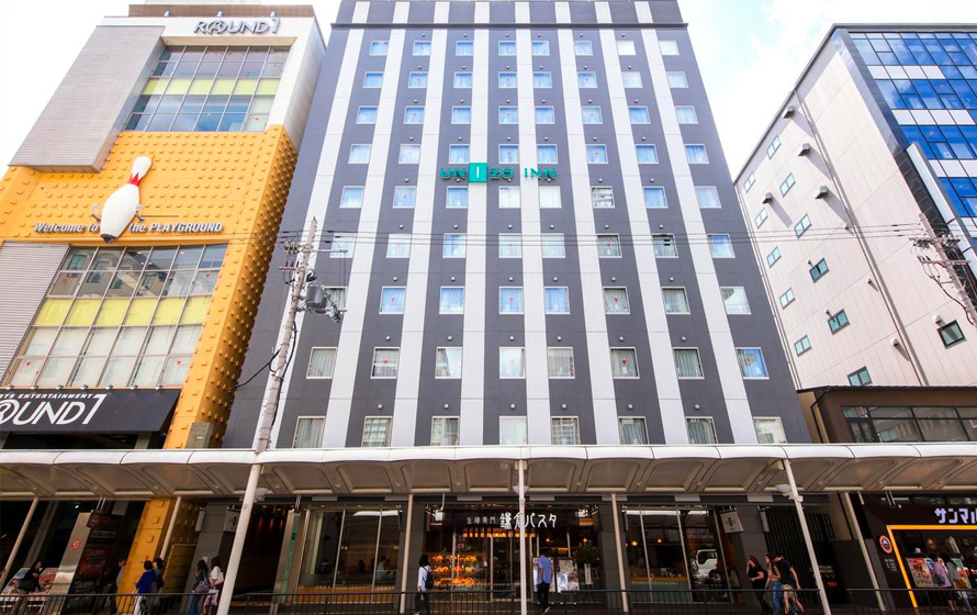 ISSLS 2019 第46回国際腰椎学会 宿泊ホテルイメージ