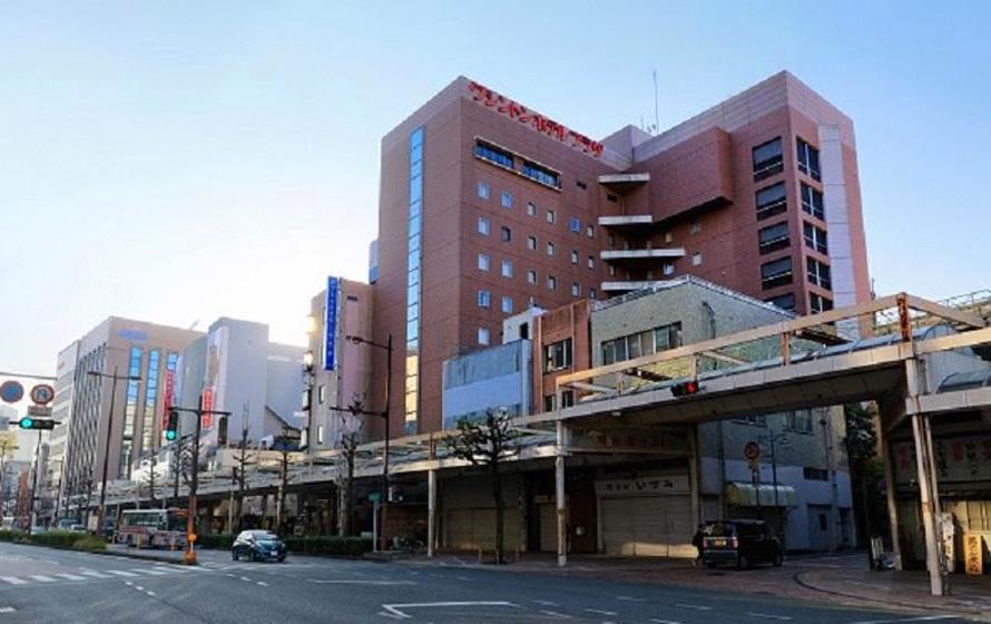 JSNR 第48回日本神経放射線学会 宿泊ホテルイメージ