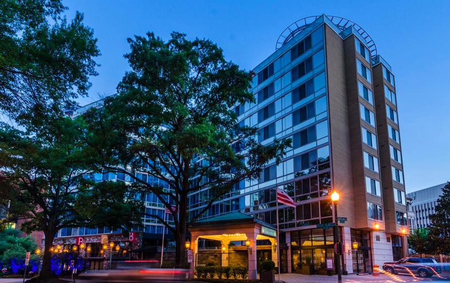 IDWEEK 2019 米国感染症学会 宿泊ホテルイメージ