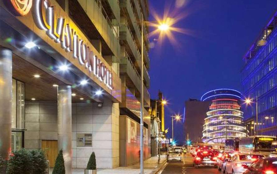 ESTS 2019 第27回欧州胸部外科学会 宿泊ホテルイメージ