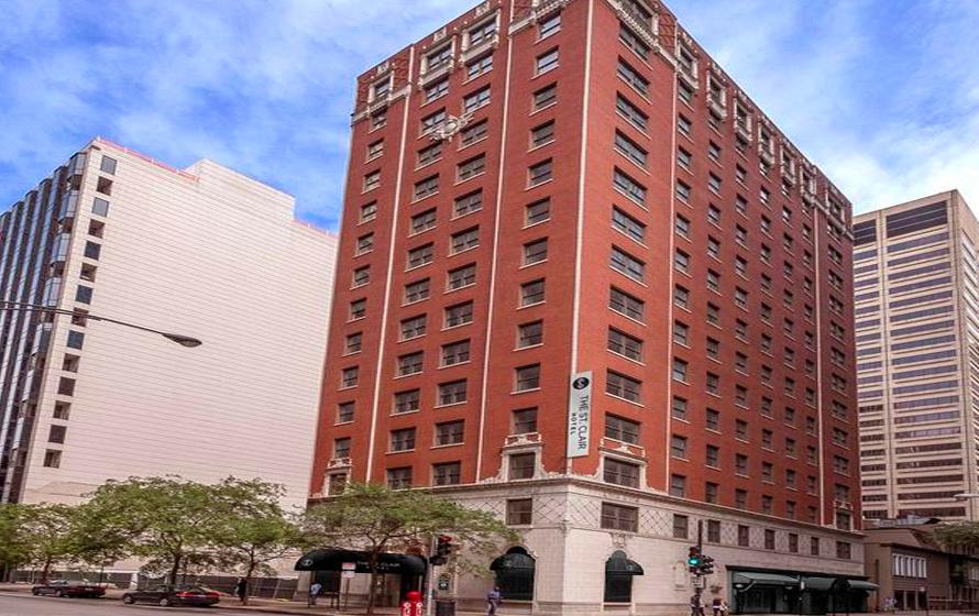 RSNA 2019 第105回北米放射線学会議 宿泊ホテルイメージ