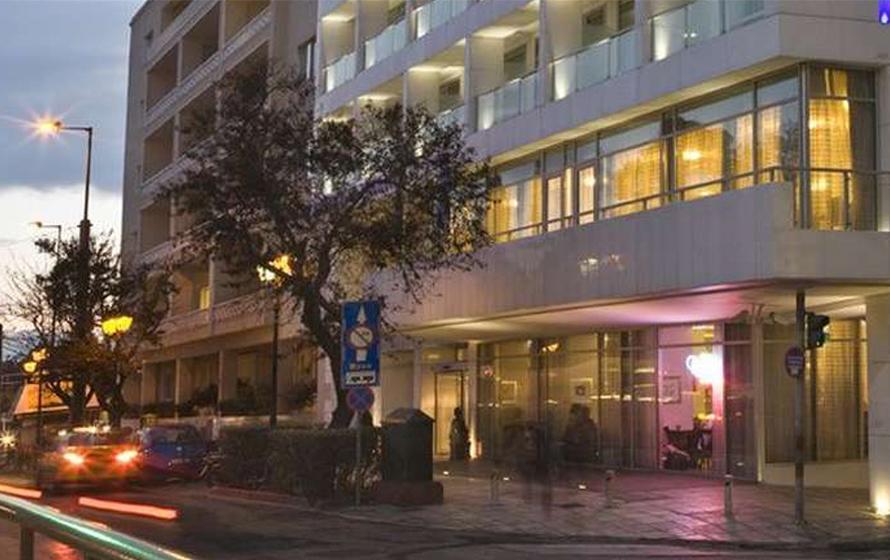 SIU 2019 国際泌尿器科学会議 宿泊ホテルイメージ