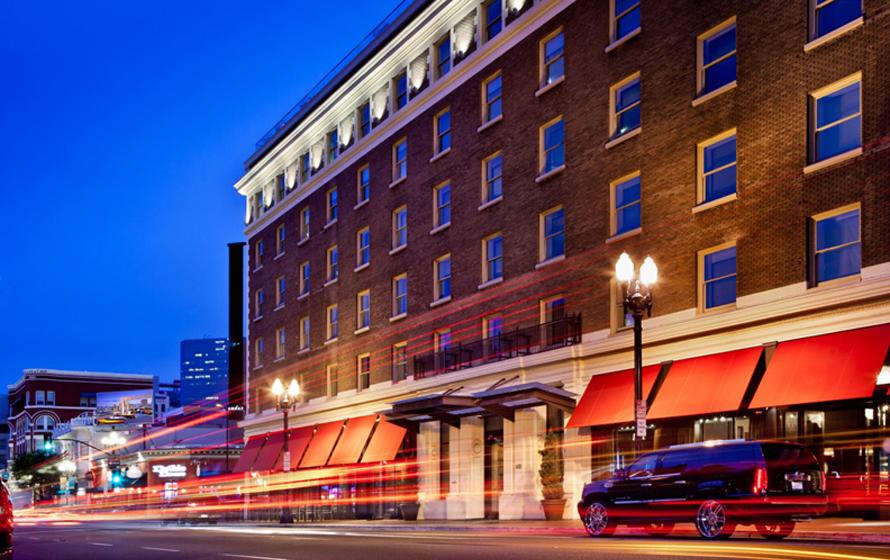 ASHG 2018 米国人類遺伝学会議 宿泊ホテルイメージ