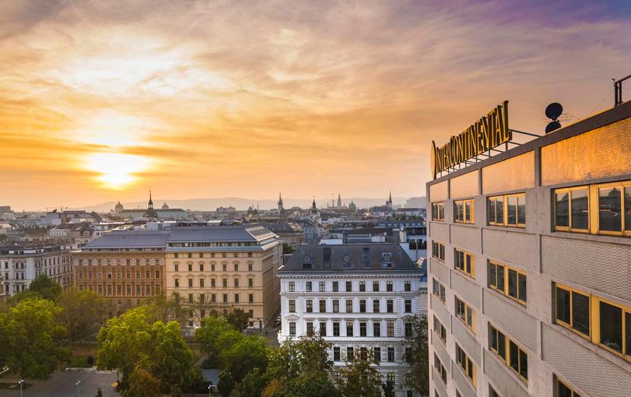 ECR 2020 欧州放射線学会 宿泊ホテルイメージ