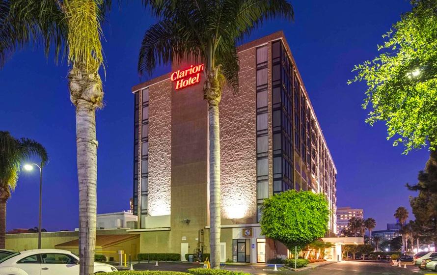 SNMMI 2019 米国核医学会議 宿泊ホテルイメージ