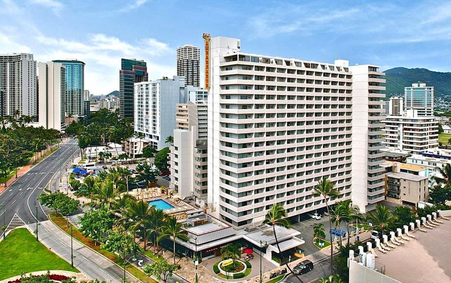 ISC 2019 国際脳卒中会議 宿泊ホテルイメージ