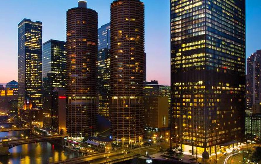 ACC 2020 第69回米国心臓病学会【コロナウィルスの為、中止】 宿泊ホテルイメージ