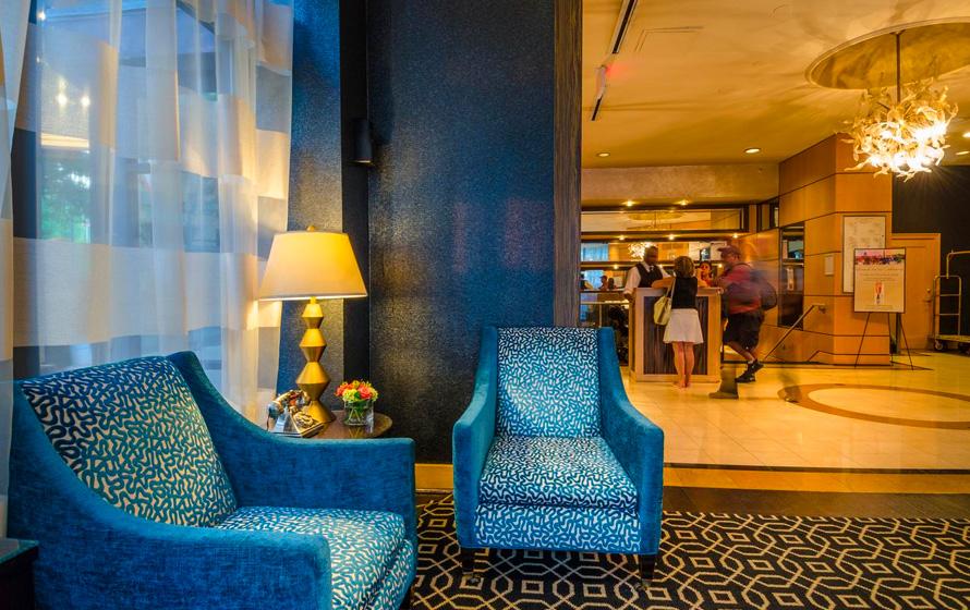 SFN 2020 第50回 ニューロサイエンス会議【コロナウィルスの影響により中止】 宿泊ホテルイメージ