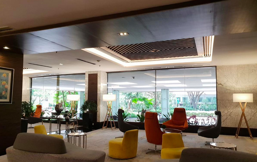 IMM 2019 宿泊ホテルイメージ