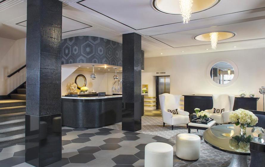ASCO GU 2020 泌尿器がんシンポジウム 宿泊ホテルイメージ