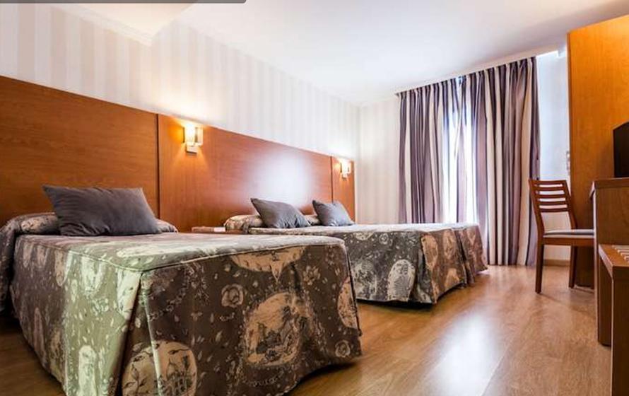 UEGW 2019 第27回欧州消化器病週間 宿泊ホテルイメージ