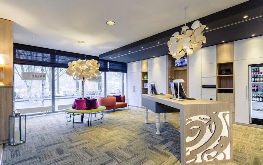 EMO Hannover 2019 宿泊ホテルイメージ