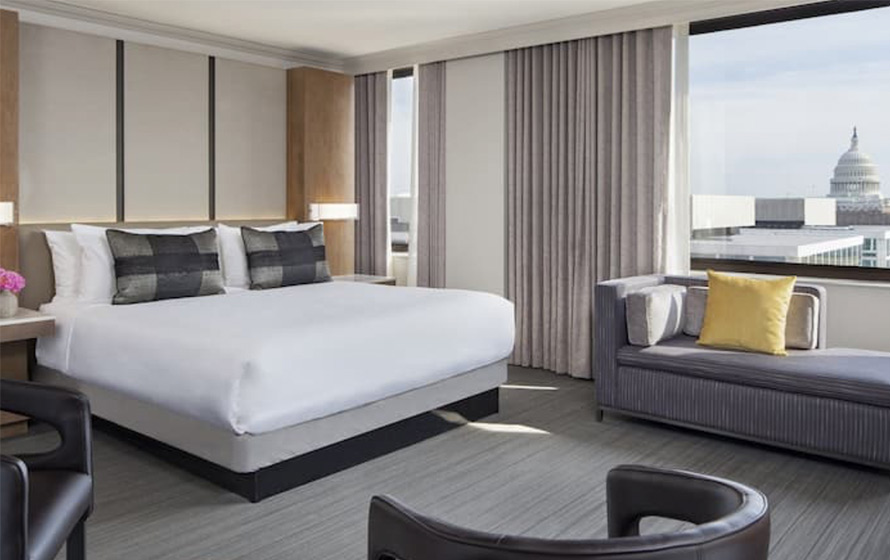AUA 2020 米国泌尿器科学会議 宿泊ホテルイメージ
