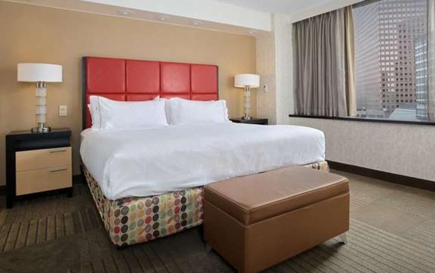 ASRM 2018 第74回米国生殖医学会議 宿泊ホテルイメージ