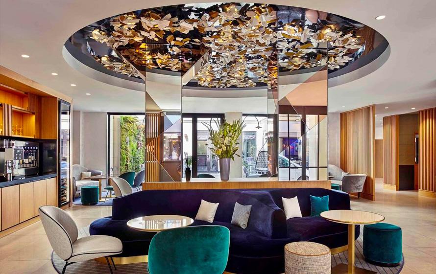 SALON DU LIVRE DE PARIS 宿泊ホテルイメージ