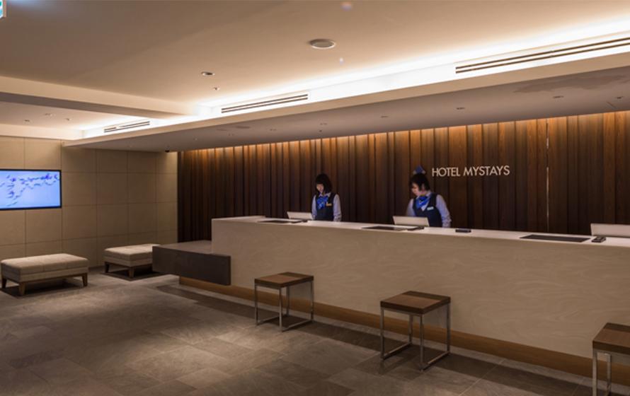 JUA 2019 第107回日本泌尿器学会総会 宿泊ホテルイメージ