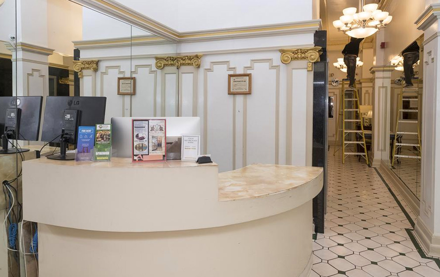 ASA 2018 米国麻酔科学会議 宿泊ホテルイメージ