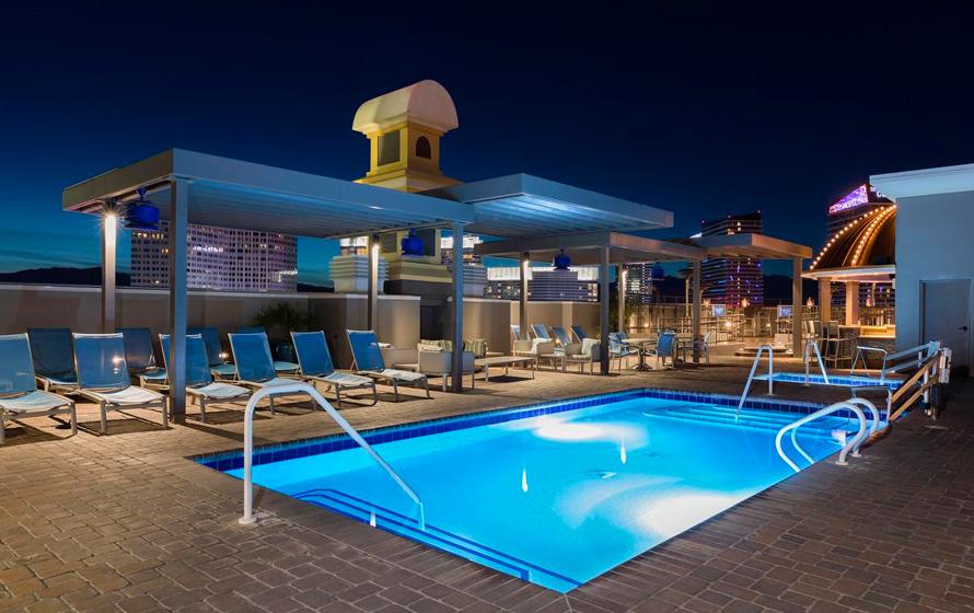 AHS 2019 米国ヘルニア学会 宿泊ホテルイメージ