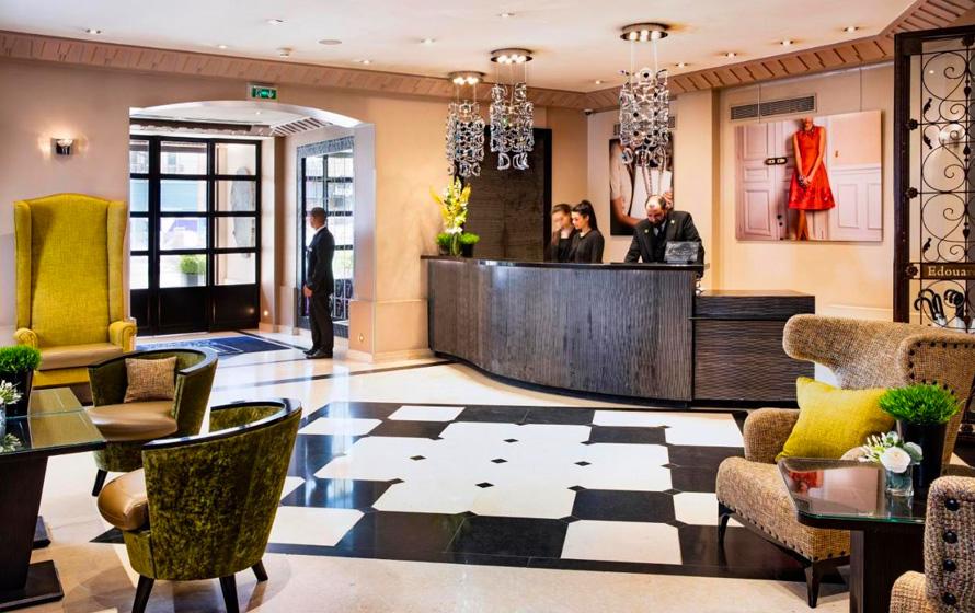 PREMIERE VISION  PARIS 宿泊ホテルイメージ