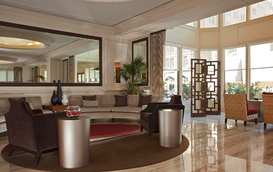 DDW 2019 米国消化器病週間 宿泊ホテルイメージ