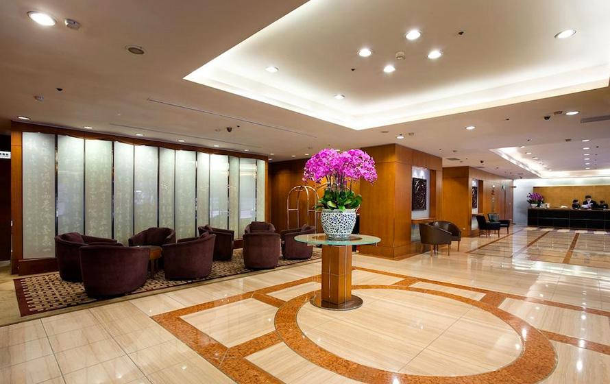 APSR 2018 アジア太平洋呼吸器学会 宿泊ホテルイメージ