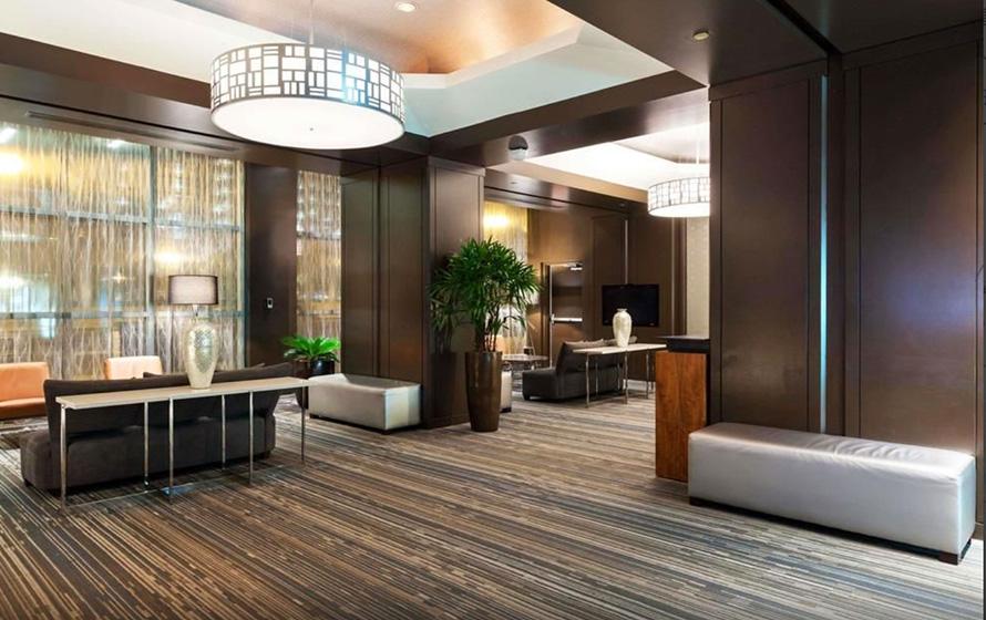 AUA 2019 米国泌尿器科学会議 宿泊ホテルイメージ