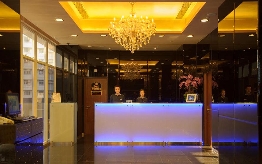 Hong Kong International Jewellery Show 宿泊ホテルイメージ
