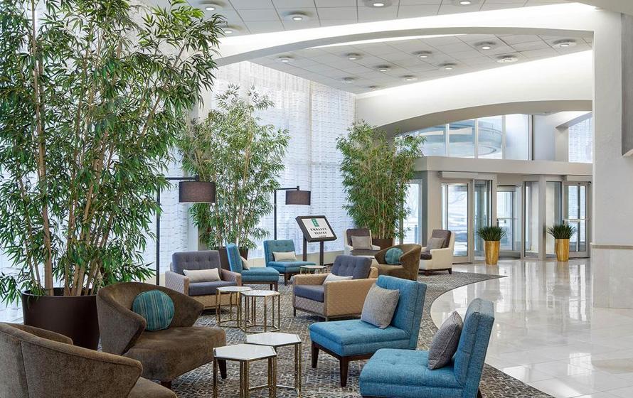 ACG 2018 第83回米国消化器病学会議 宿泊ホテルイメージ