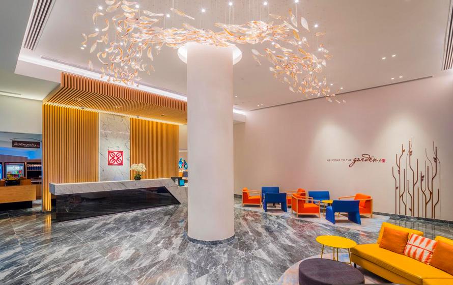 ESMO ASIA 2019 欧州臨床腫瘍学会アジア大会 宿泊ホテルイメージ