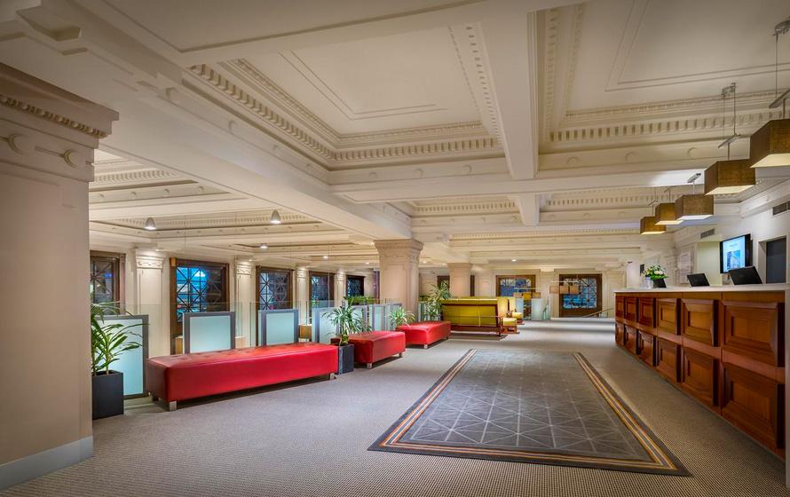 ISSLS 2020 国際腰椎研究学会議 宿泊ホテルイメージ