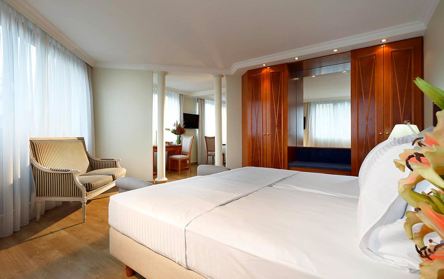 BAU 2019 宿泊ホテルイメージ