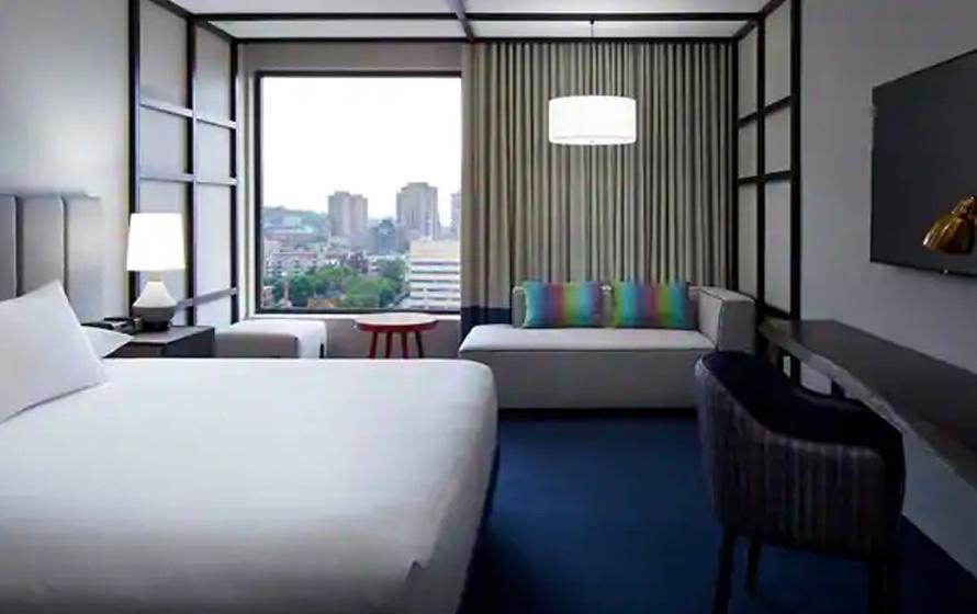 ISMRM2019 第27回国際磁気共鳴医学会議 宿泊ホテルイメージ