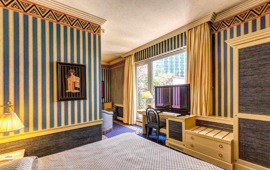 MIDO 2019 宿泊ホテルイメージ