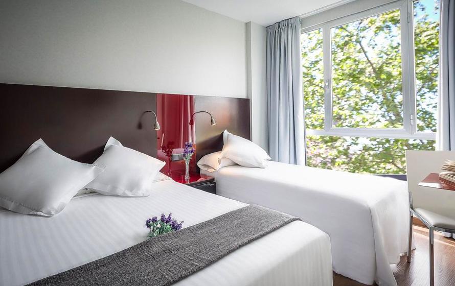 ITMA 2019 宿泊ホテルイメージ
